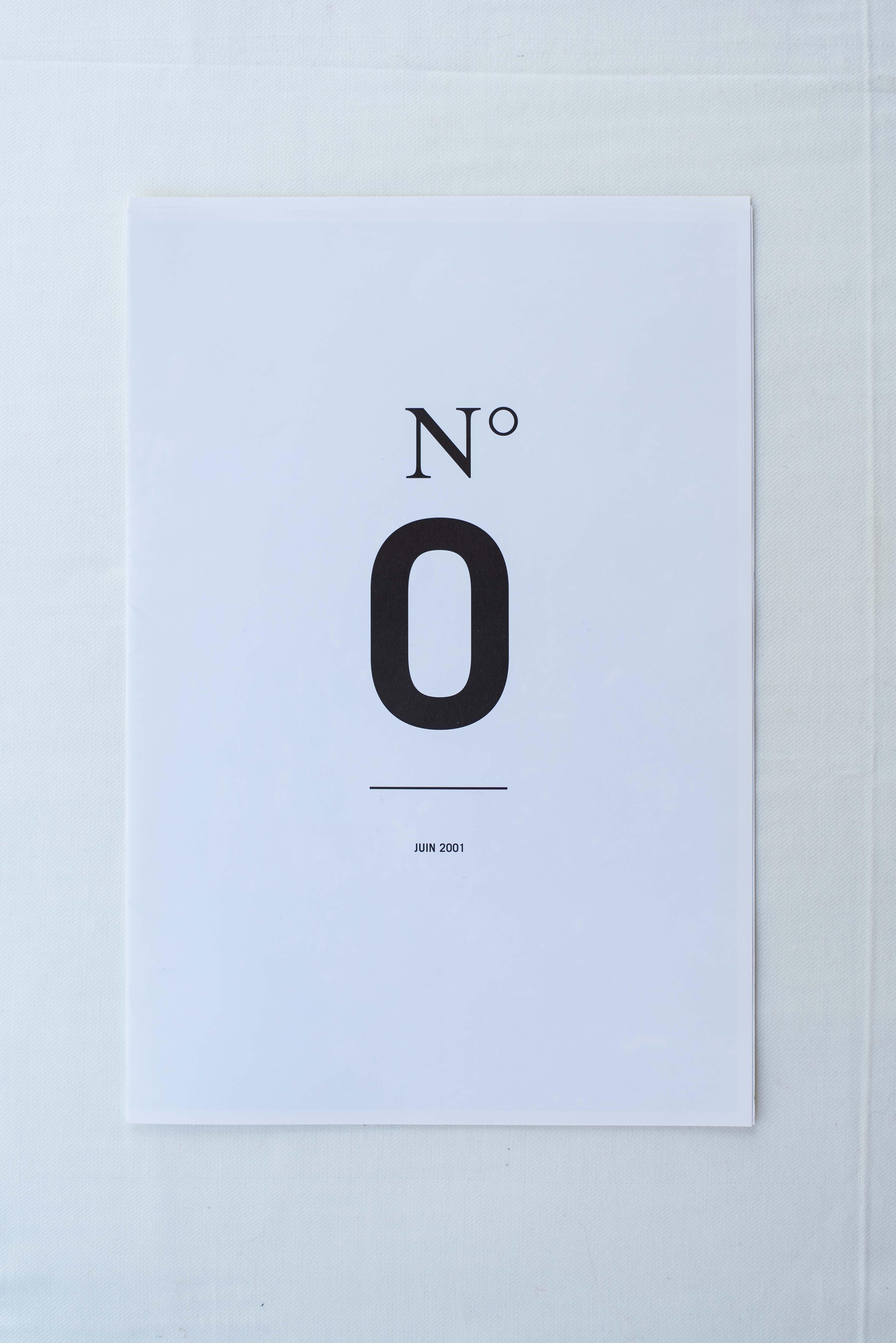 N°O (2001-2002)
